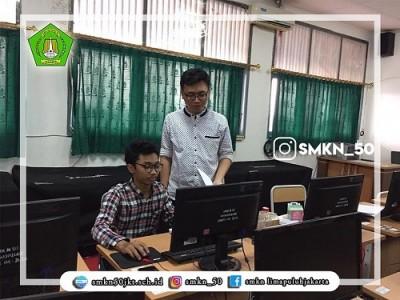 WITNESS SKEMA MM - LSP P1 SMKN 50